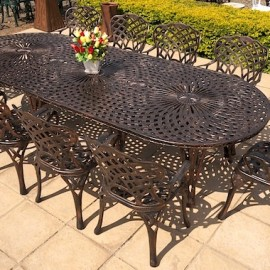 10 Seater King Classic, 125cm x 325cm King Classic Table