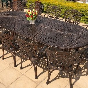 12 Seater King Classic, 125cm x 325cm King Classic Table