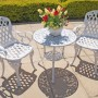 2 Seater Small King Grape, 62cm Table
