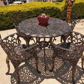 4 Seater Bonzai, 90cm Fern Table