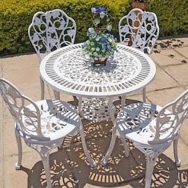 4 Seater Grape, 75cm Bonzai Table