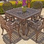 4 Seater King Grape, 1m King Grape Table BC