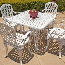 4 Seater Small King Grape, 85cm King Classic Table