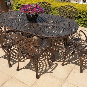 6 Seater King Classic, 100cm x 185cm King Classic Table BC