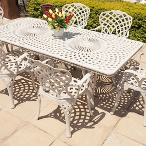 6 Seater King Classic, 100cm x 216cm King Classic Table