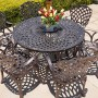 6 Seater King Classic, 125cm King Classic Table