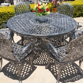 6 Seater King Grape, 155cm King Grape Table