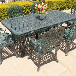 6 Seater King Grape, 1m x 2m King Grape Table
