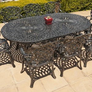 8 Seater King Classic, 125cm x 225cm King Classic Table