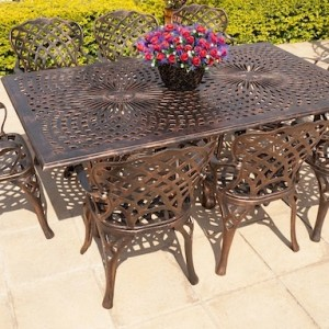 8 Seater King Classic, 125cm x 225cm King Classic Table  Rectangle