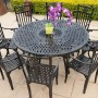 8 Seater Royal, 150cm King Classic Table