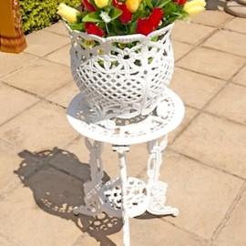 Flower Pot + Flower Stand