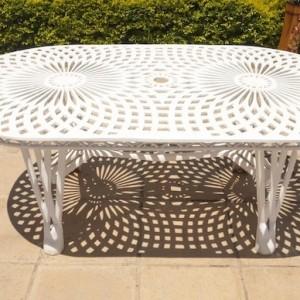 King Classic Table (100cm x 185cm)