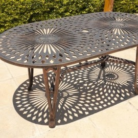 King Classic Table (85cm x 157cm)