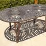 King Classic Table (85cm x 157cm)