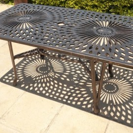 King Classic Table (85cm x 157cm) rect