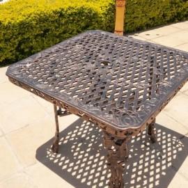 King Grape Table (100cm x 100cm) BC