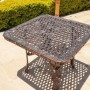 King Grape Table (100cm x 100cm) BC