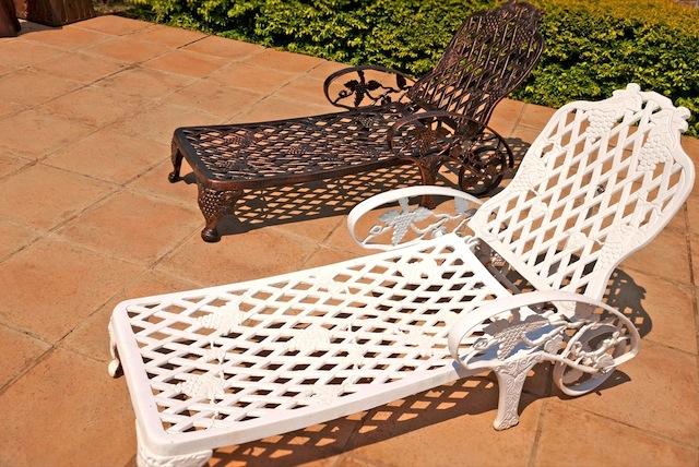 Anray Manufacturers Aluminium Garden Furniture