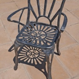 Small Sunray Chair